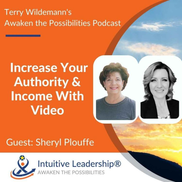 cover art for Increase Your Authority & Income With Video
