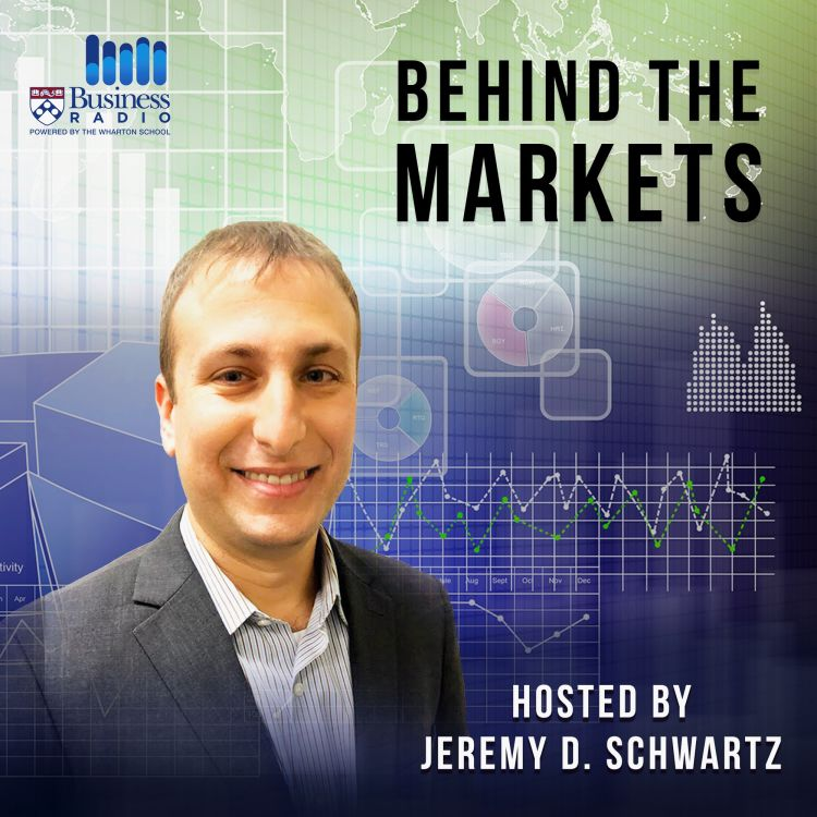 cover art for Behind The Markets Podcast: Robert Shiller & Robin Greenwood