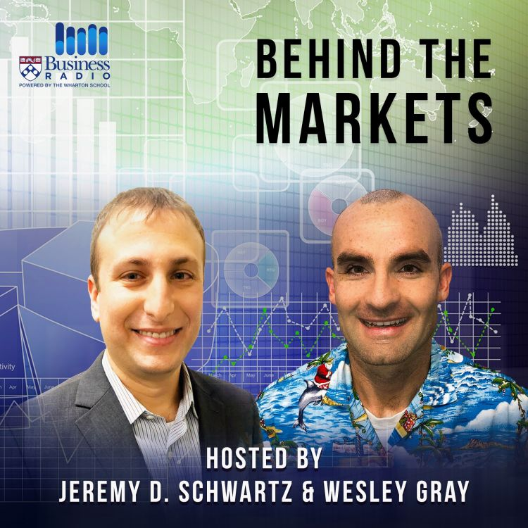 cover art for Behind the Markets Podcast: Perth Tolle & Wes Gray