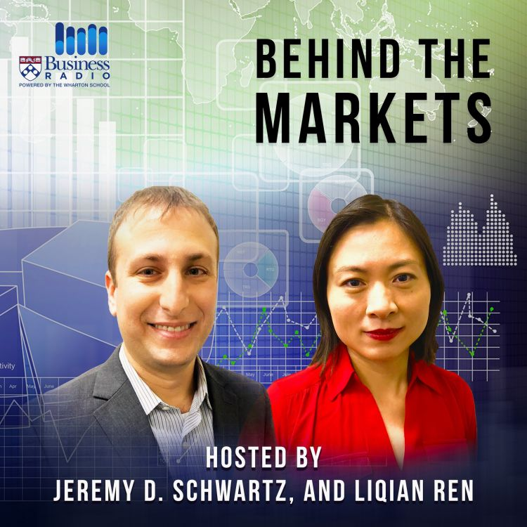 cover art for Behind the Markets Podcast: David Trainer & Kara Marciscano