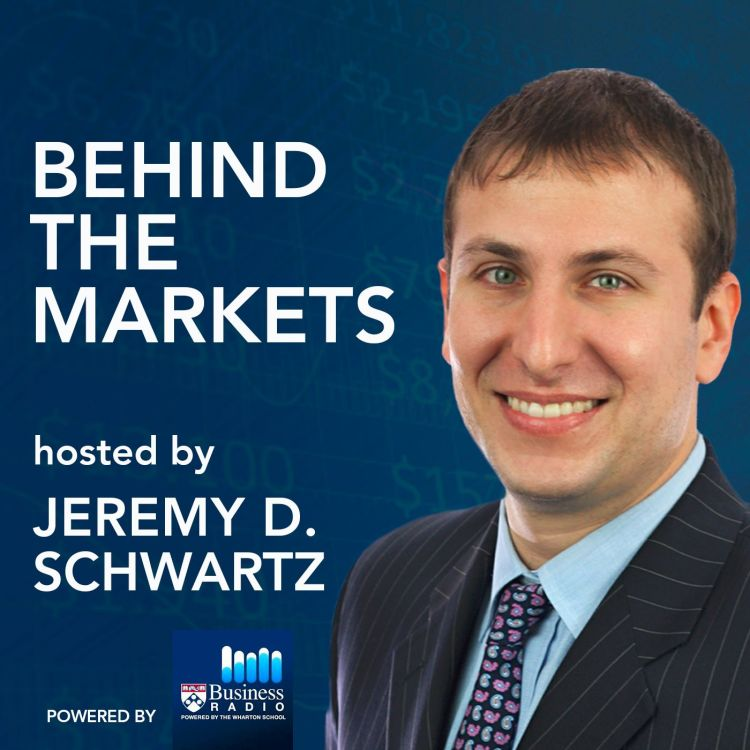 cover art for Behind The Market's Podcast: Pat Harker & The Federal Reserve
