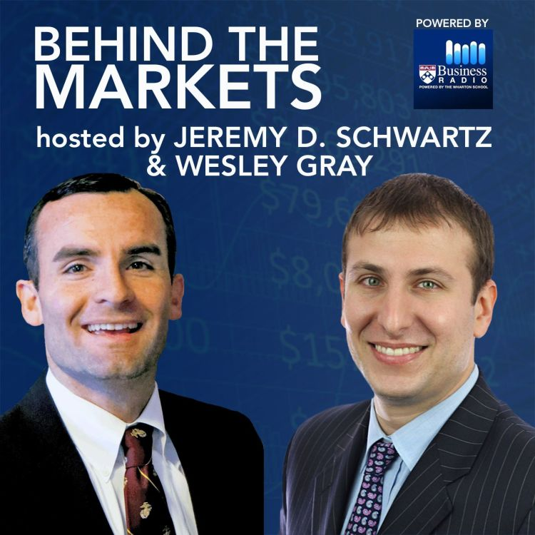 cover art for Behind The Markets Podcast Special w/ Wes Gray: Kathryn Kaminski