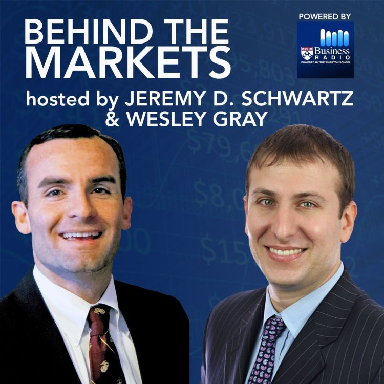 cover art for Behind the Markets Podcast w/ Wesley Gray: Andrew Weisman, & Rich Wiggins