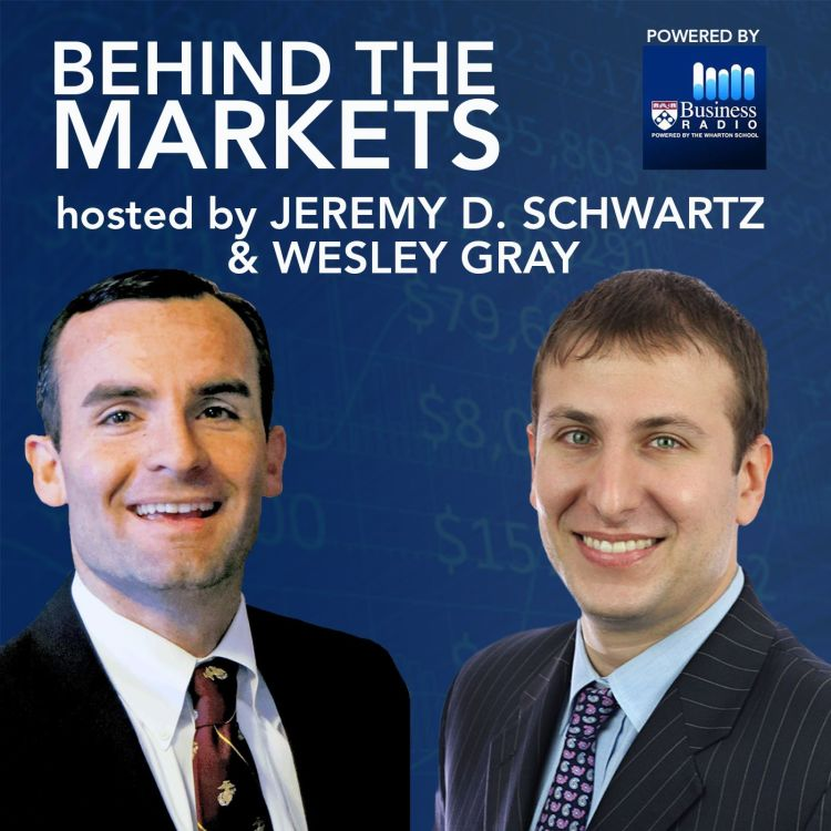 cover art for Behind The Markets Podcast w/ Wes Gray: Michael Batnick