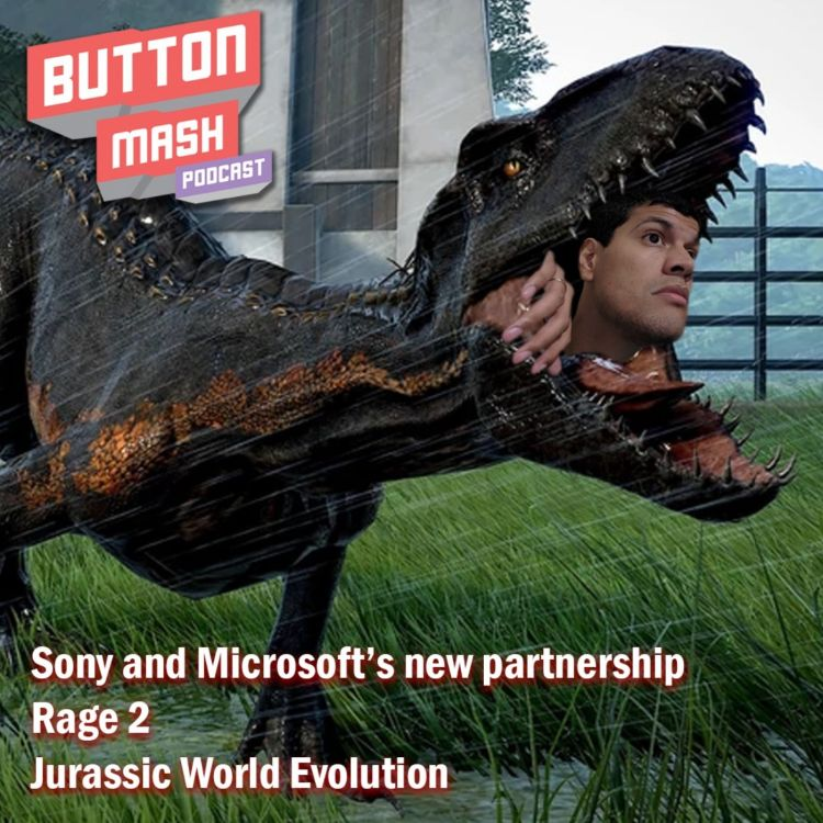 Round 46 - Sony and Microsoft's new partnership, Rage 2 and