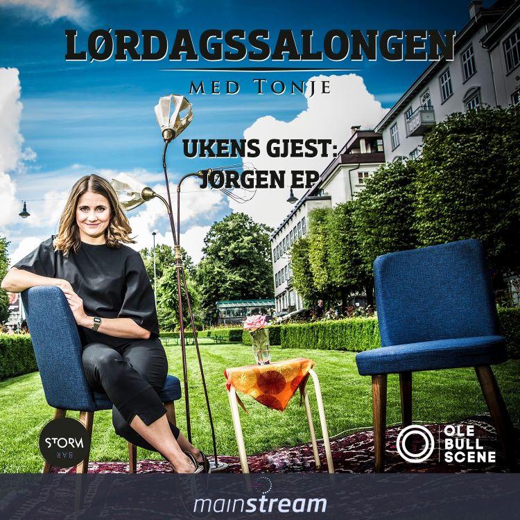 cover art for Episode #025 - Jørgen EP