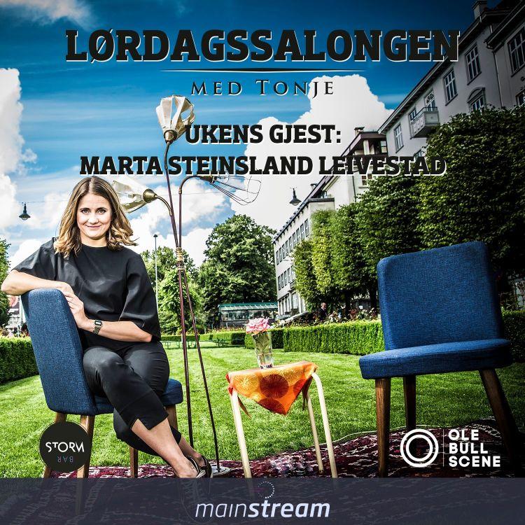 cover art for Episode #027 - Marta Steinsland Leivestad