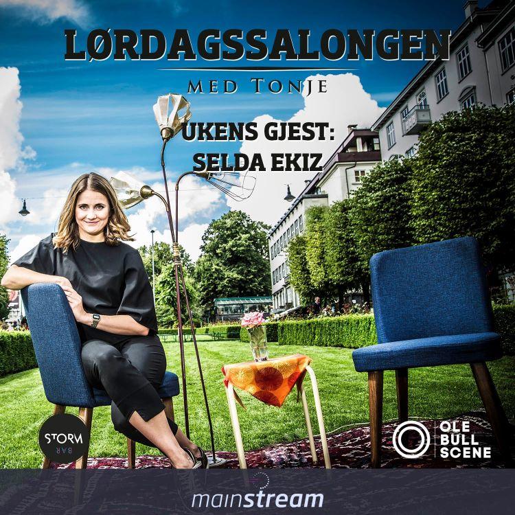 cover art for Episode #028 - Selda Ekiz