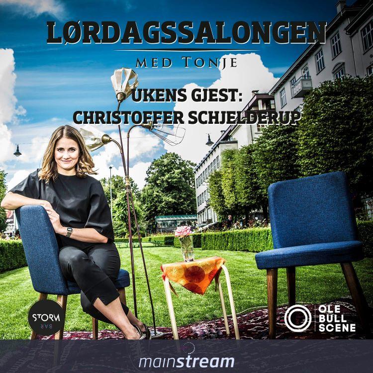 cover art for Episode #029 - Christoffer Schjelderup