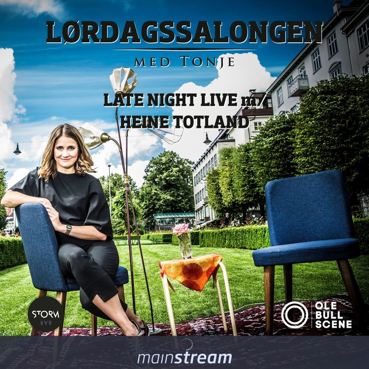 cover art for Episode #035 - LATE NIGHT LIVE - m/ Heine Totland