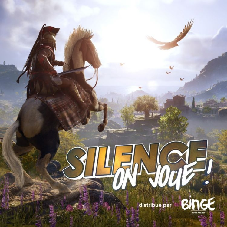 cover art for Silence on joue ! «Assassin's Creed Odyssey», «Megaman», «Bad North»