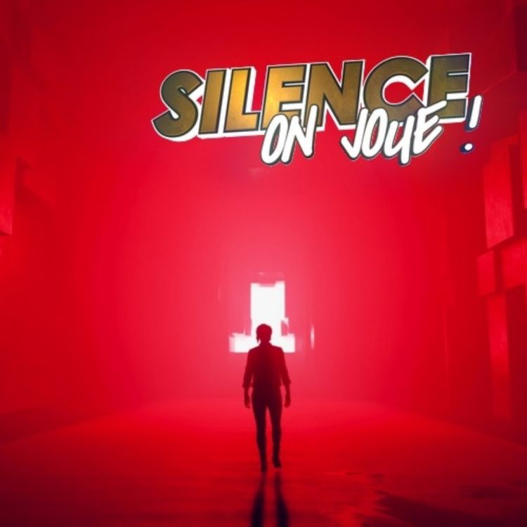 cover art for Silence on joue ! «Control», «Night Call», «Man of Medan»