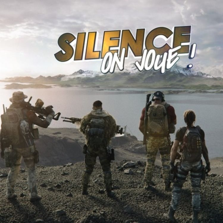 cover art for Silence on joue! Une interview exclusive sur Stadia, «Ghost Recon Breakpoint», «What the golf»