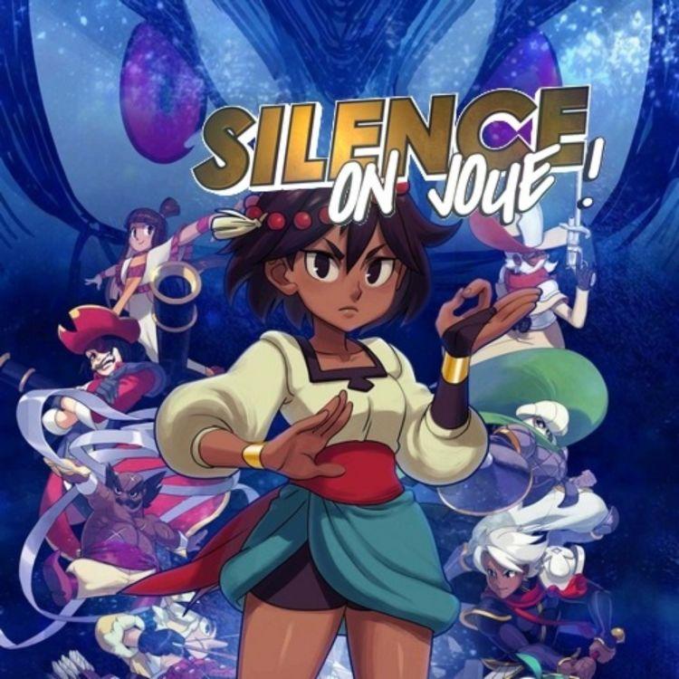cover art for Silence on joue! «Indivisible», «John Wick Hex», la Mega Drive Mini