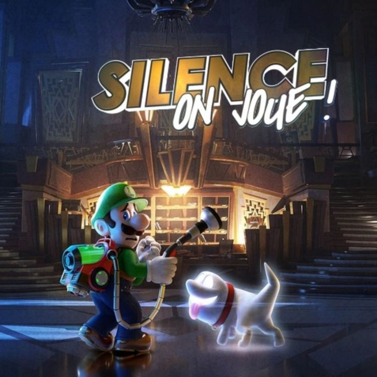 cover art for Silence on joue ! «Luigi's Mansion 3», «Trine 4», «Ghostbusters»
