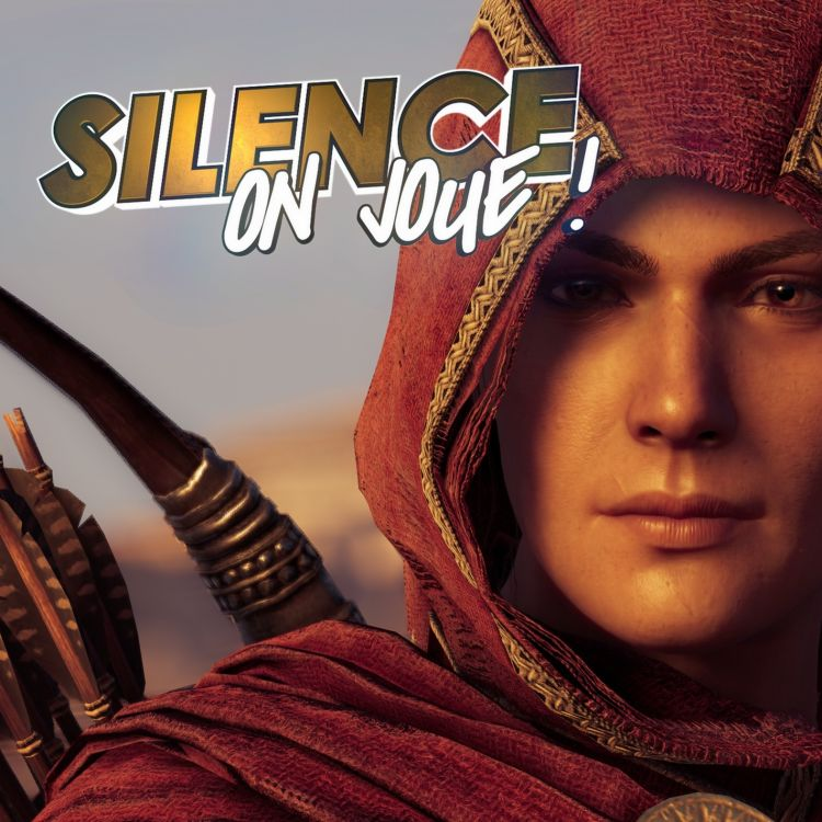 cover art for Silence on joue ! La place des femmes dans le jeu vidéo et le cinéma