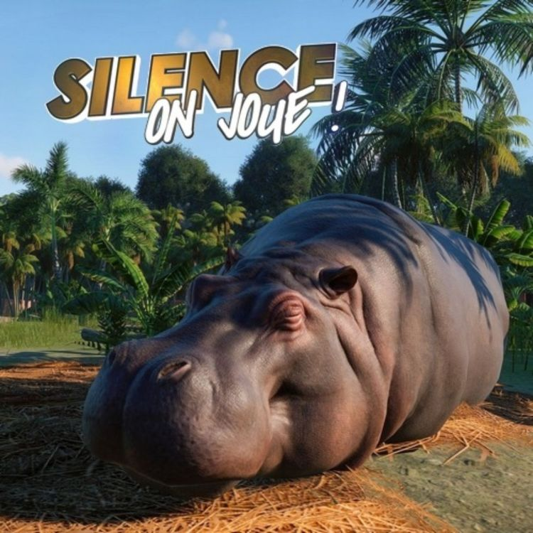 cover art for Silence on joue !  «Planet Zoo», «Pokémon Epée et Bouclier», «Alien : Isolation»