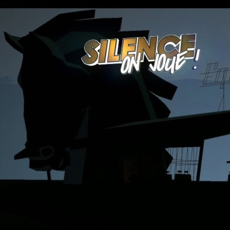 cover art for Silence on joue ! «Kentucky Route Zero», «Not for Broadcast», «Wide Ocean Big Jacket»