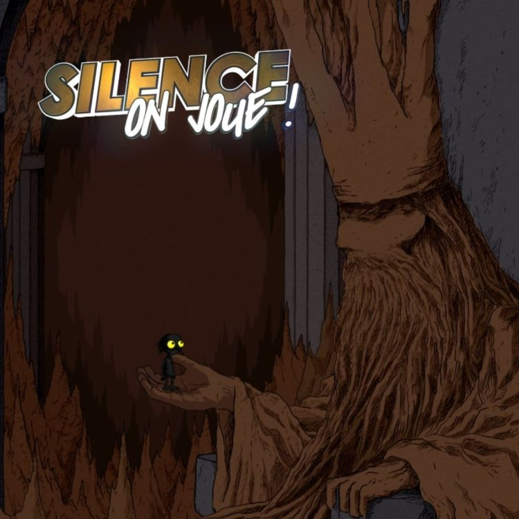 cover art for Silence on joue ! «The Longing», «Bloodroots», et un premier coup d'œil sur «Resident Evil 3»