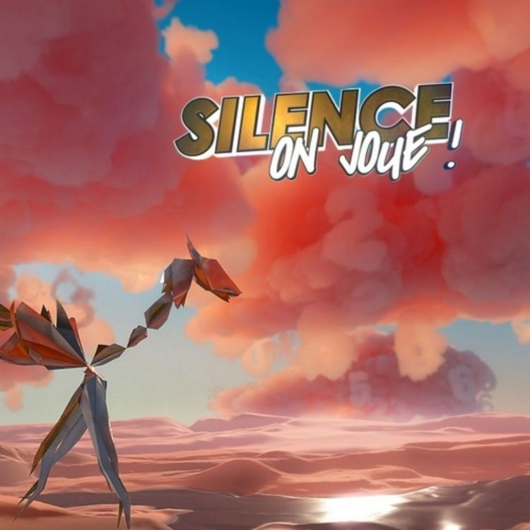 cover art for Silence on joue ! «Paper Beast», «Industries of Titan», «Shinsekai»