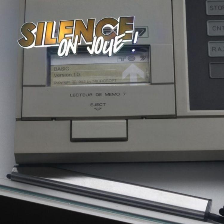 cover art for Silence on joue ! Une histoire du jeu vidéo en France avec Alexis Blanchet