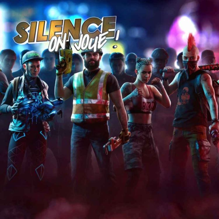 cover art for Silence on joue ! La Xbox Series X, «Watch Dogs Legion», «Noita»