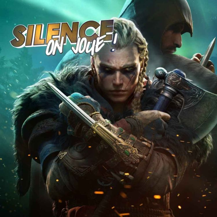 cover art for Silence on joue ! «Assassin's Creed Valhalla», «Carrion», «NBA 2K21 next-gen»