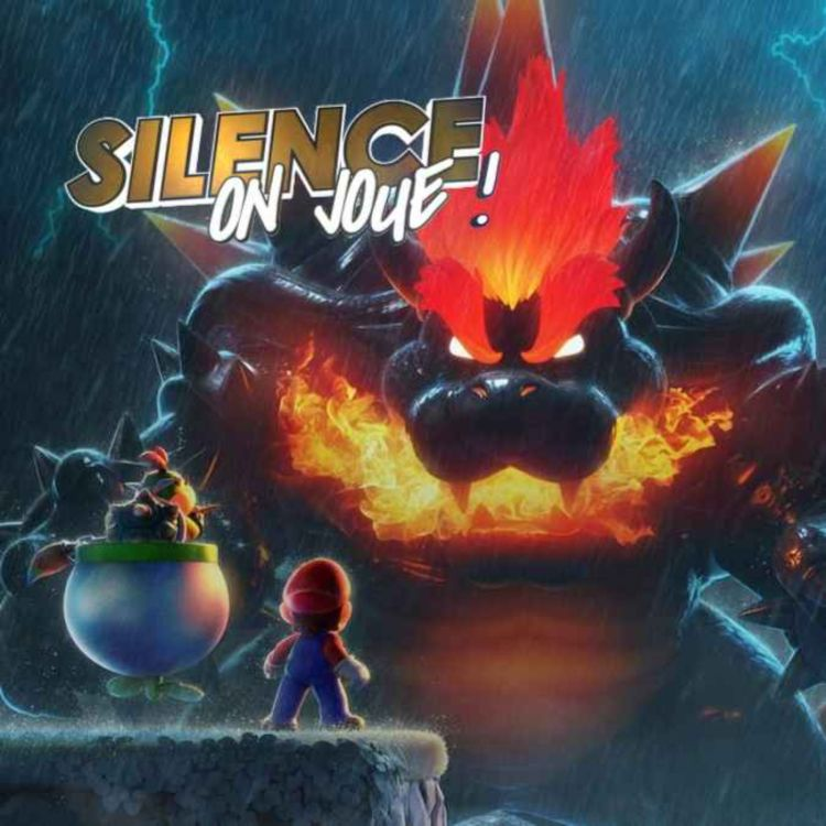 cover art for Silence on joue ! «Super Mario 3D World + Bowser's Fury», «Tohu», «The Long Dark»
