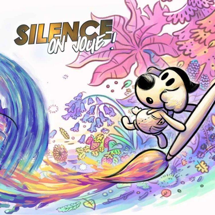 cover art for Silence on joue ! Le bilan de l'E3 2021, «Chicory» et «L'atelier du jeu vidéo»