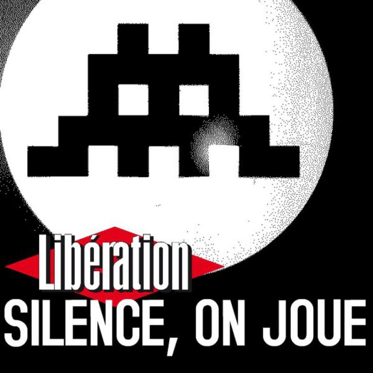 cover art for Silence on joue à «Brink» avec Olivier Leonardi