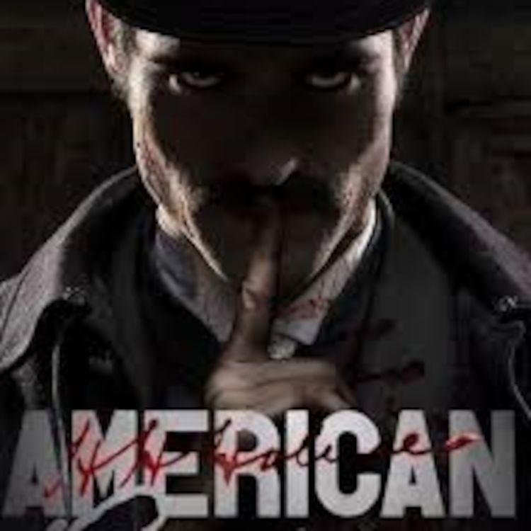 cover art for American Ripper - Jeff Mudgett