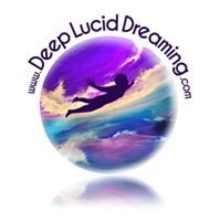cover art for DEEP LUCID DREAMING - Dr. Clare Johnson