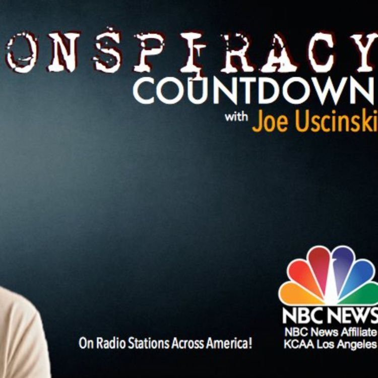 cover art for CONSPIRACY & POLITICS Dr. Joe Uscinski