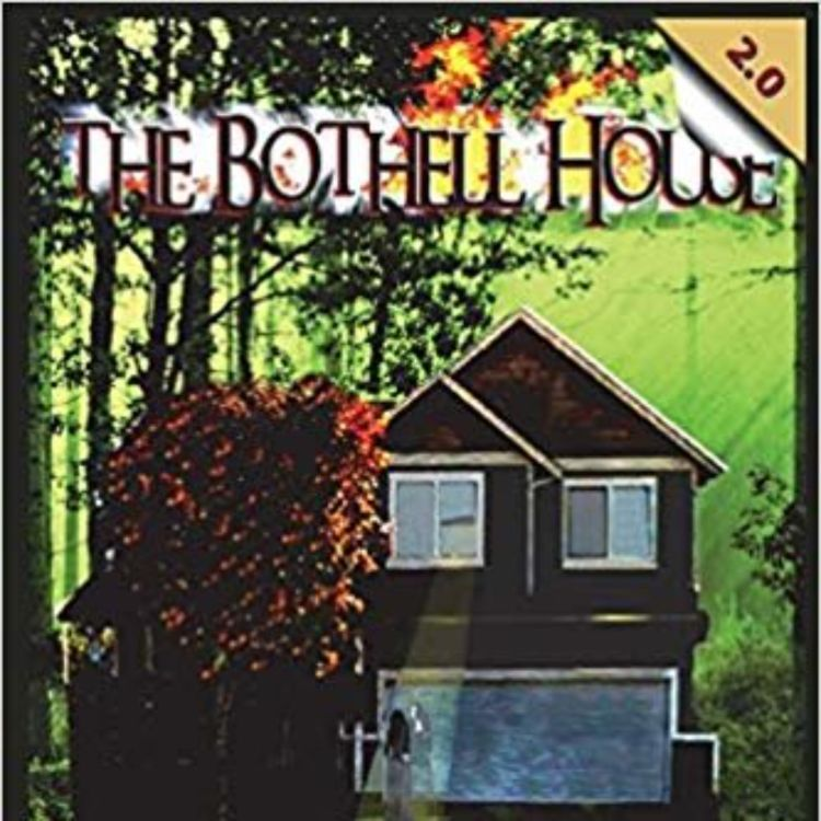 cover art for POLTERGEIST SEATTLE- BOTHELL HOUSE
