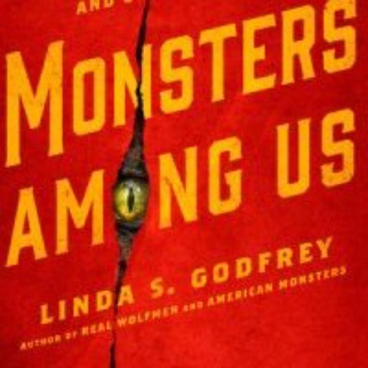 cover art for MONSTERS AMONG US - LINDA GODFREY