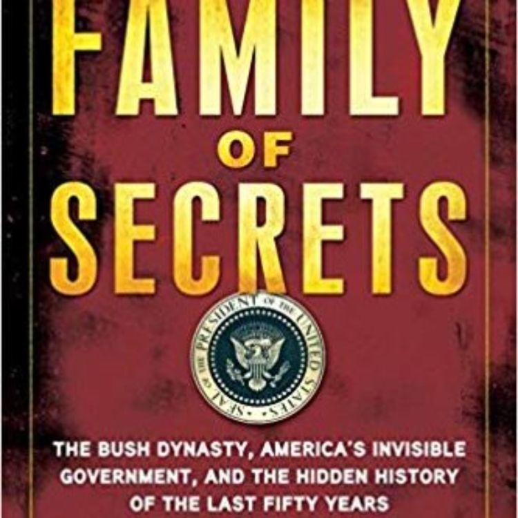 cover art for RUSS BAKER - FAMILY OF SECRETS