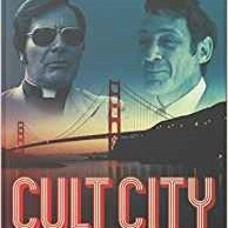 cover art for CULT CITY - JIM JONES - DANIEL FLYNN
