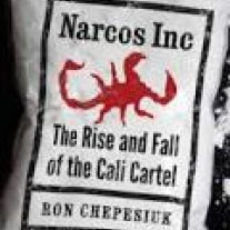cover art for NARCOS - RON CHEPESIUK
