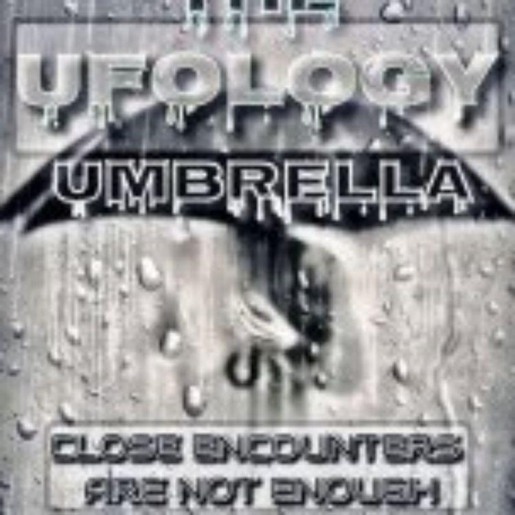 cover art for UFOLOGY UMBRELLA - JASON GLEAVES