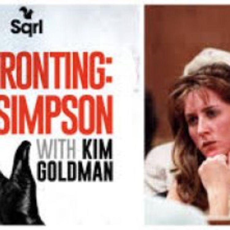 cover art for KIM GOLDMAN - CONFRONTING OJ SIMPSON