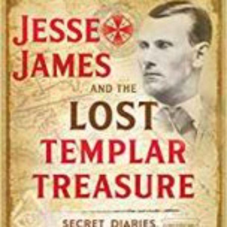 cover art for Jesse James and the Lost Templar Treasure - DANIEL DUKE