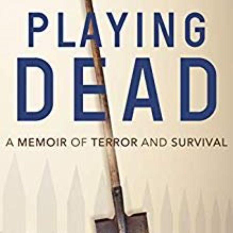 cover art for PLAYING DEAD - MONIQUE FAISON ROSS