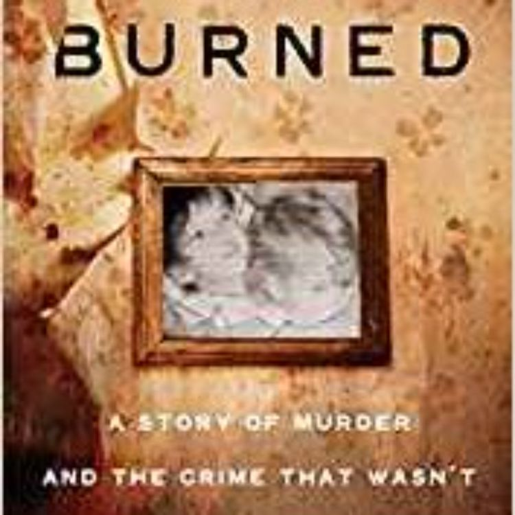 cover art for EDWARD HUMES - BURNED