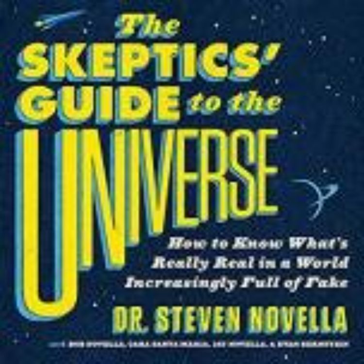 cover art for EVAN BERNSTEIN - SKEPTICS' GUIDE TO THE UNIVERSE