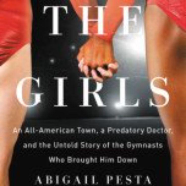 cover art for THE GIRLS - ABIGAIL PESTA