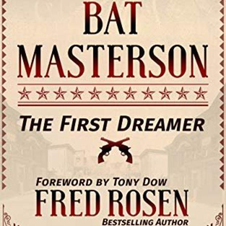 cover art for BAT MASTERSON - FRED ROSEN