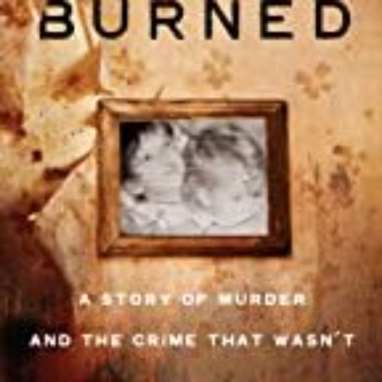 cover art for BURNED - ED HUME
