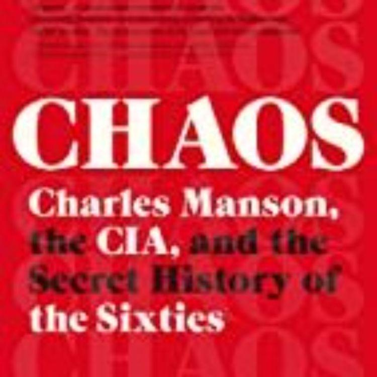 cover art for CHAOS - TOM O'NEILL