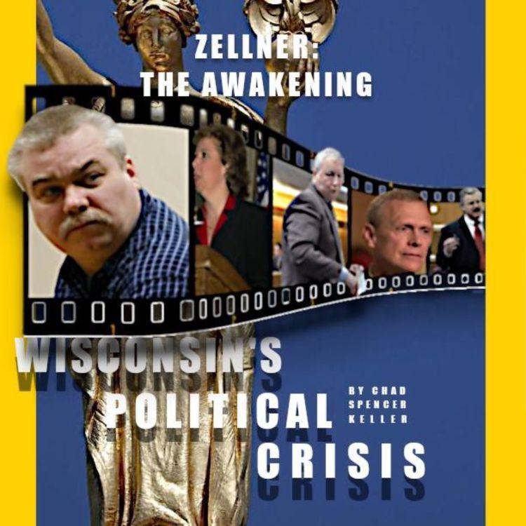 cover art for CHAD KELLER & JUAN TRESCALO - ZELLNER THE AWAKENING