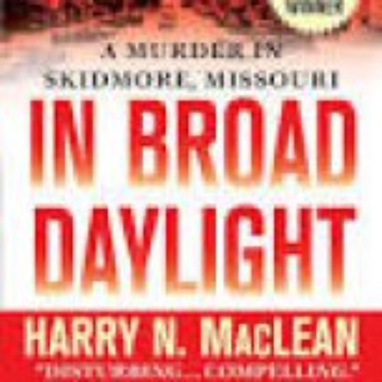 cover art for IN BROAD DAYLIGHT - HARRY MACLEAN